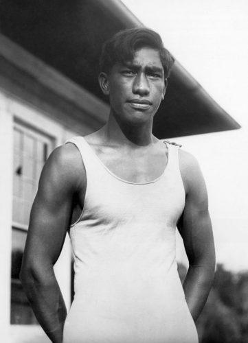 Duke Kahanamoku c. 1912